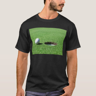 Golf Ball and Hole T-Shirt