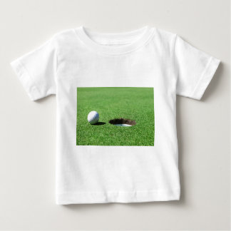 Golf Ball and Hole T Shirt