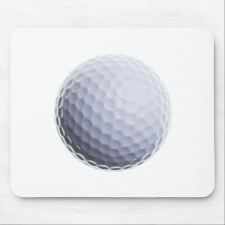 Golf Ball Background Customized Template Mouse Pad