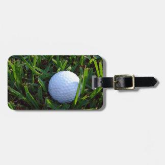 Golf Ball Bag Tag