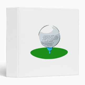 Golf Ball Binder