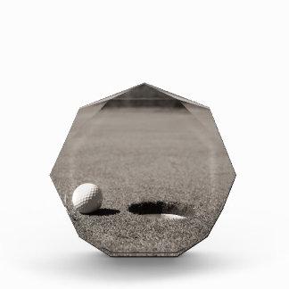 Golf Ball by Hole Award