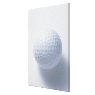 Golf Ball Canvas Print