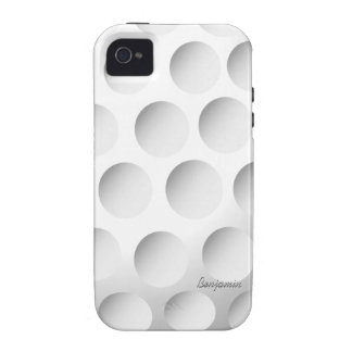 Golf Ball iPhone 4/4S Cases