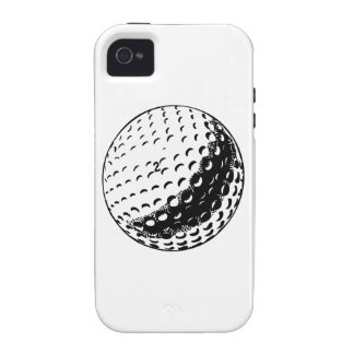 Golf Ball Case For The iPhone 4