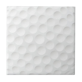 golf ball ceramic tile