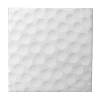 golf ball ceramic tile