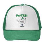 Golf Ball Character ParTEE! Hats