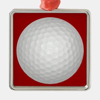 Golf Ball Christmas Tree Ornament