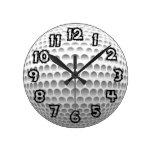 Golf Ball Clocks