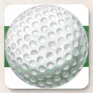 Golf Ball Drink Coaster