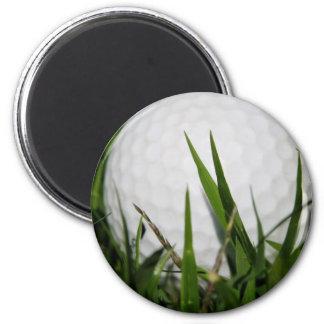Golf Ball Design Magnet