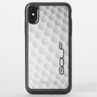 Golf Ball Design Smartphone Case