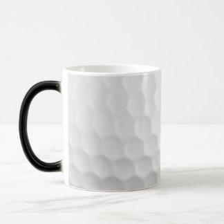 Golf Ball Dimples Mug