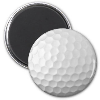 Golf Ball Dimples Texture Pattern 2 2 Inch Round Magnet
