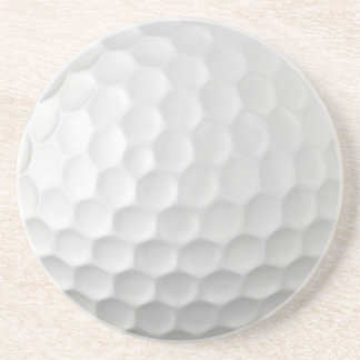 Golf Ball Dimples Texture Pattern 2 Drink Coaster