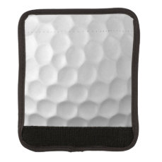 Golf Ball Dimples Texture Pattern Handle Wrap