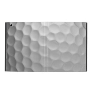 Golf Ball Dimples Texture Pattern iPad Folio Case