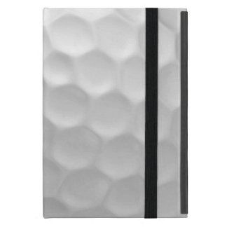 Golf Ball Dimples Texture Pattern iPad Mini Cover