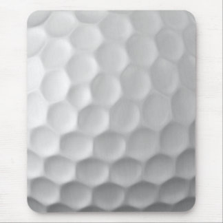Golf Ball Dimples Texture Pattern Mouse Pad
