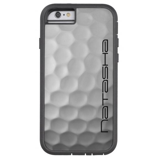 Golf Ball Dimples Texture Pattern Personalized iPhone 6 Case