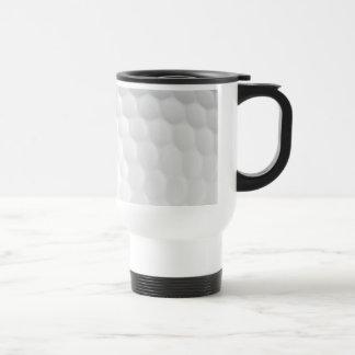 Golf Ball Dimples Travel/Commuter Mug