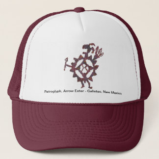 Golf Ball Eater Petroglyph Trucker Hat