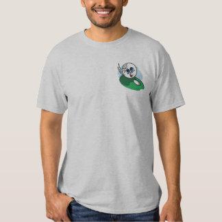 Golf Ball Embroidered Shirt