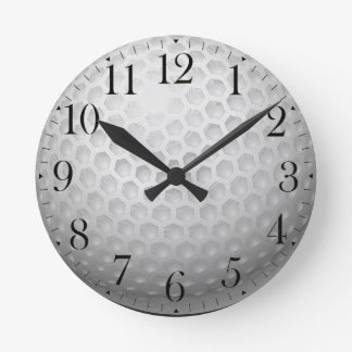 Golf ball for the Golfer Sports Round Clock