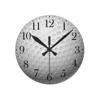 Golf ball for the Golfer Sports Round Clocks