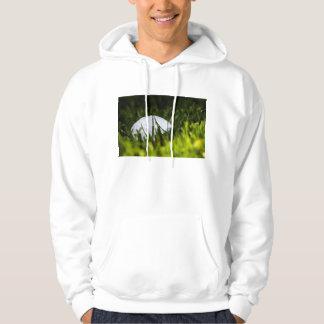 golf ball hiding remix hooded pullover