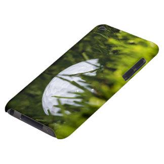 golf ball hiding remix iPod touch case