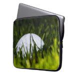 golf ball hiding remix laptop computer sleeves