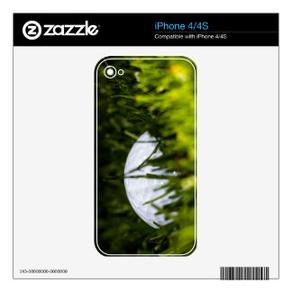 golf ball hiding remix skins for iPhone 4