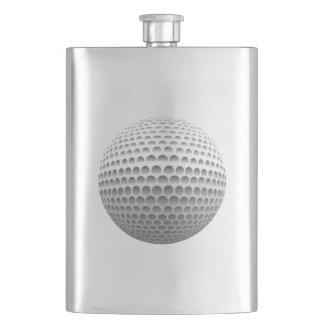 Golf Ball Hip Flask