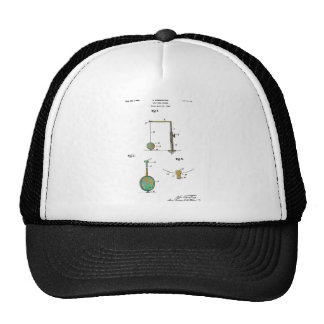 GOLF BALL HOLDER PATENT 1940 - Truckers Hat