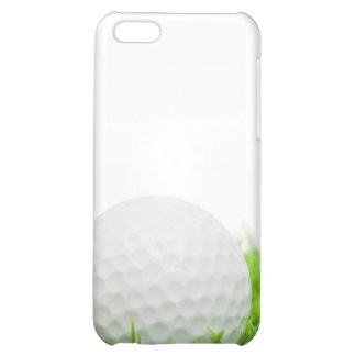 Golf Ball In Grass iPhone 5C Covers