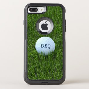 sale retailer 51c2b dcb3e Golf Ball In the Rough Personalized OtterBox Commuter iPhone 8 Plus/7 Plus  Case