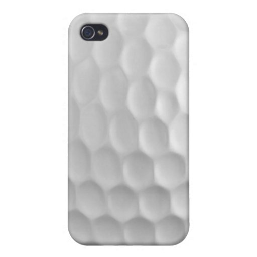 Golf Ball Iphone 4/4S Hard Shell Speck Case Cases For iPhone 4