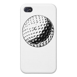 Golf Ball Case For iPhone 4