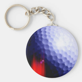 Golf Ball Key Chains