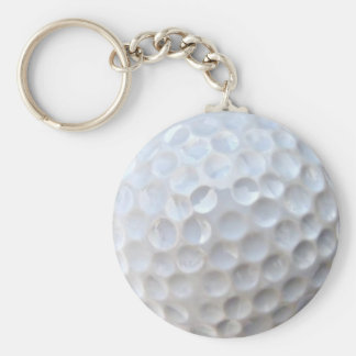 golf ball keychain