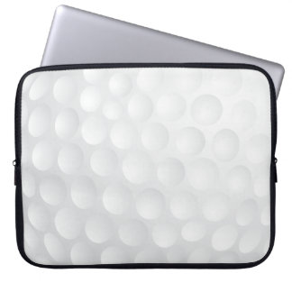 golf ball laptop sleeve