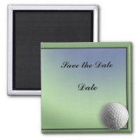 Golf Ball Magnet
