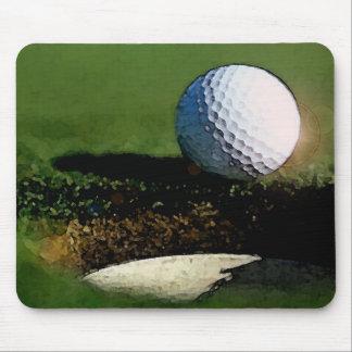 Golf Ball Mousepads