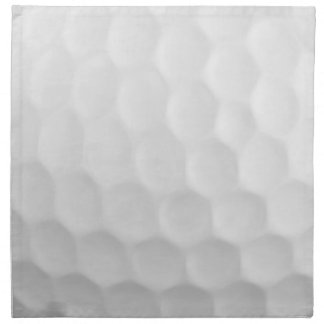 Golf Ball Napkin