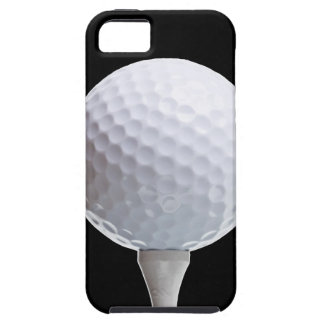 Golf Ball on Black - Customized Template iPhone 5 Cover