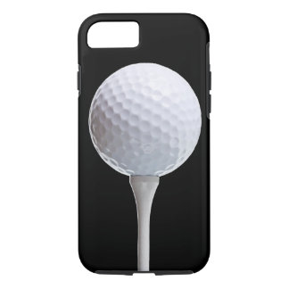 Golf Ball on Black - Customized Template iPhone 7 Case