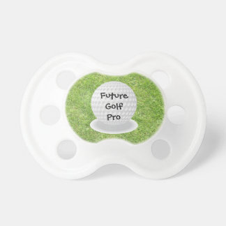 Golf Ball Par Pacifier