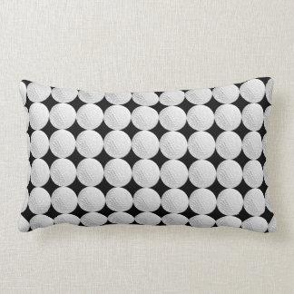 Golf Ball Pattern Lumbar Pillow